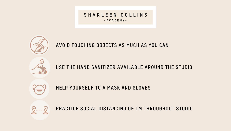 Sharleen Collins Academy COVID info
